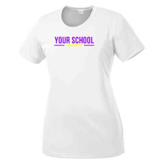 Tennis Womens Competitor T-shirt